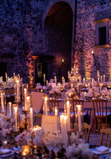 حفل زفاف نيكولاس وأيلا في روما