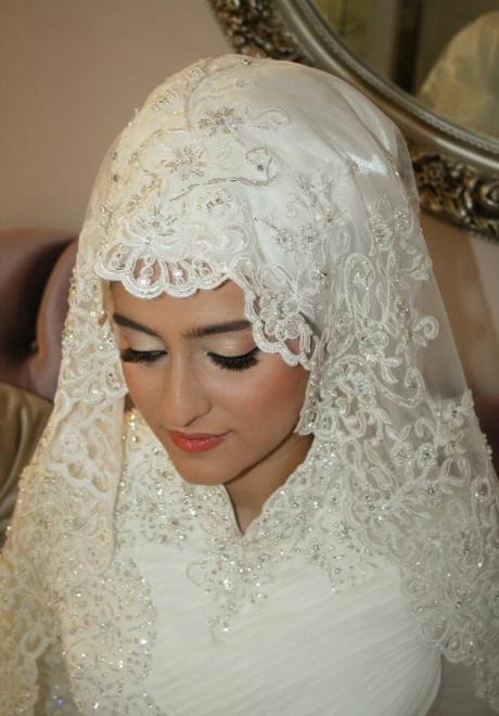 Wedding Hijab Looks Every Bride Will Love