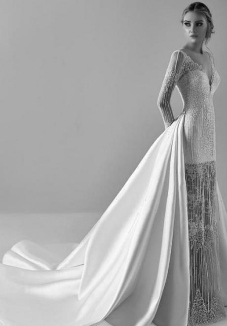 2020 Short Wedding Dresses From The Latest Bridal Collections