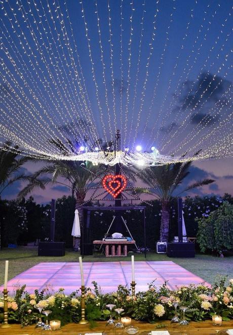 A Charming Wedding in Lebanon