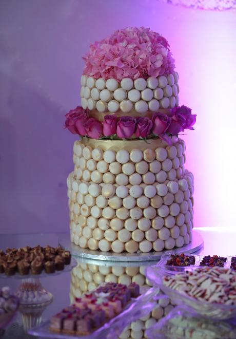 A Feminine Flaire Wedding in Doha