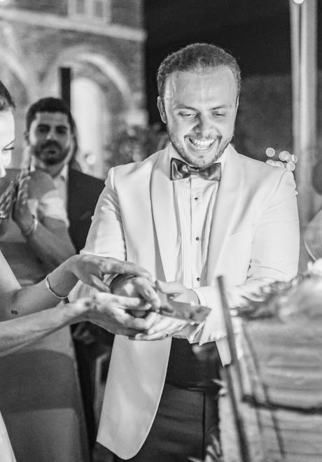 A Captivating Multi-Arab Destination Wedding in France