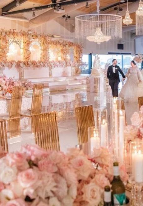 حفل زفاف لبناني أسترالي في سيدني