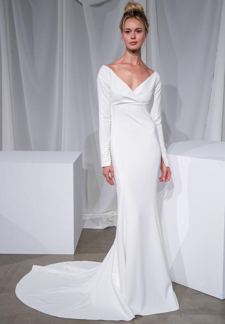 Amsale Fall 2020 Wedding Dresses
