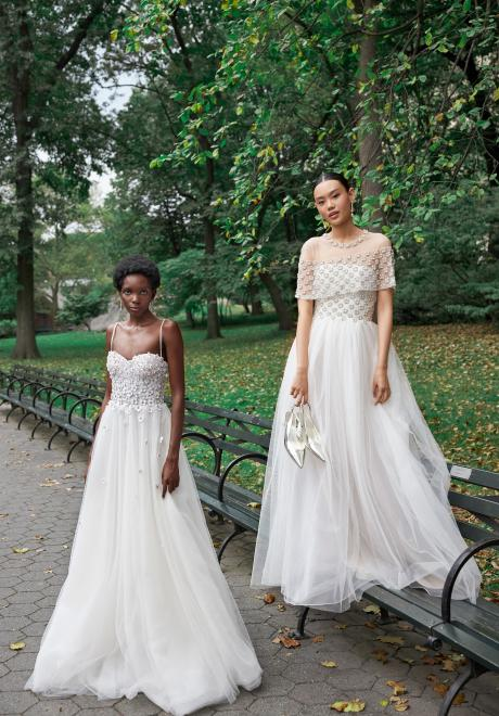 Reem Acra Fall 2020 Wedding Dresses