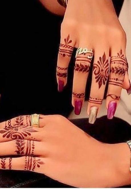 Emirati Henna Designs and Ideas We Love