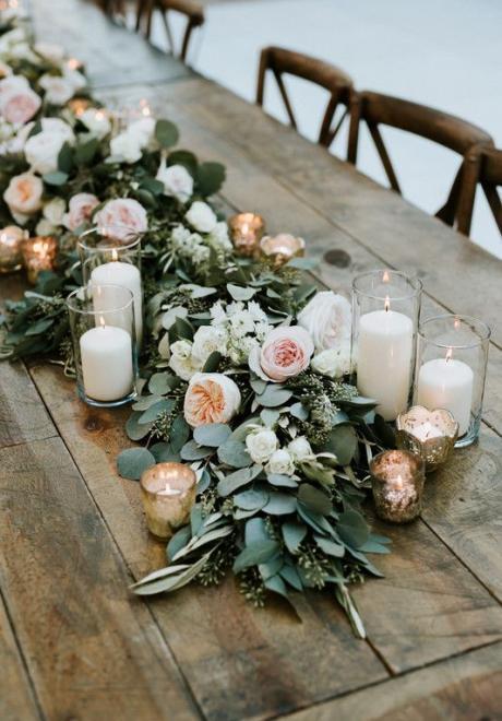 Beautiful Eucalyptus Ideas for Your Spring Wedding