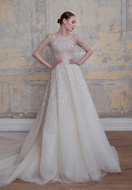 Georges Hobeika 2020 Spring Summer Wedding Dresses