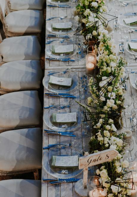 Zahra and Ziad's Summertime Romance Wedding in Lebanon