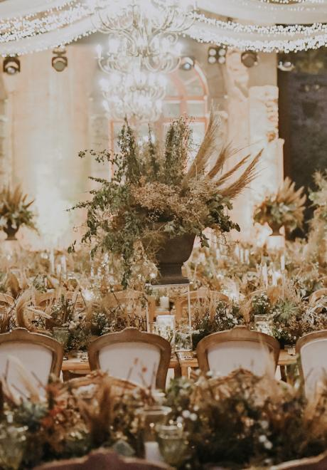 A Charming Heritage Outdoor Wedding in Lebanon