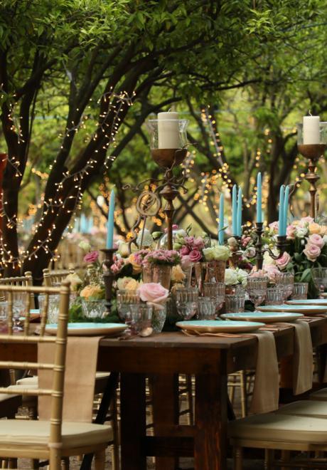 حفل زفاف وديع وتاتيانا الساحر