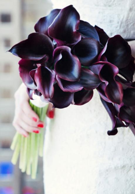 Calla Lily Inspired Wedding