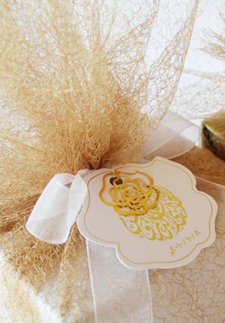 A Magical Arabian Nights Wedding Theme