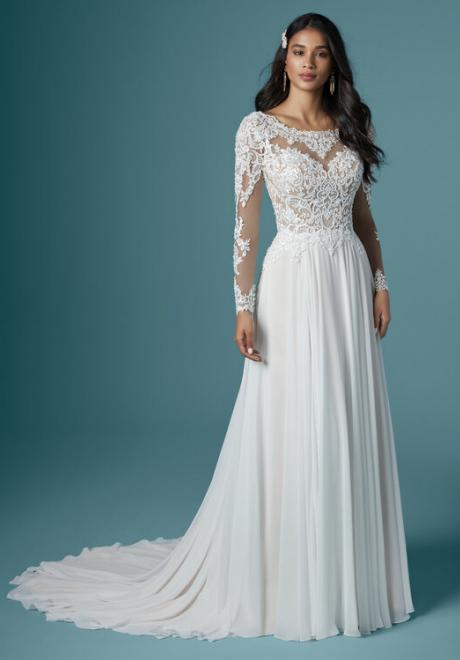 Maggie Sottero Wedding Dresses 2020 - Romantic and Contemporary