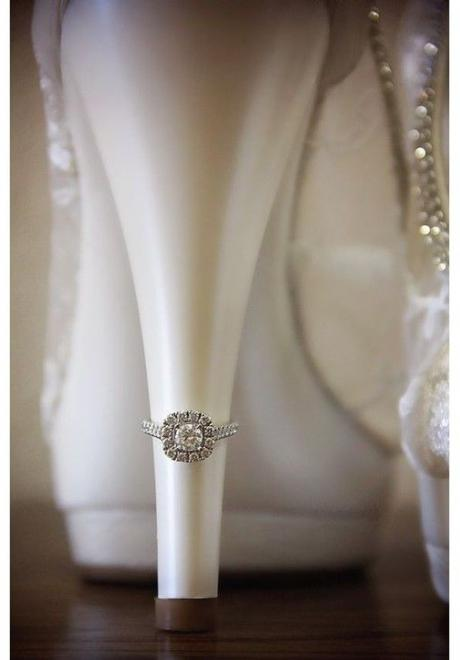 Wedding or Engagement Ring Photo Ideas