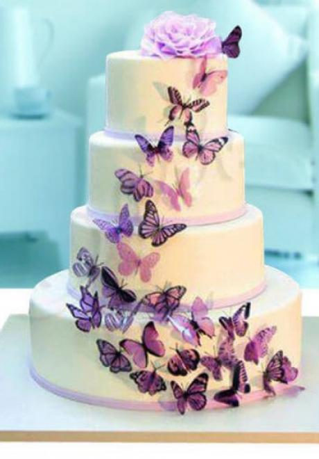 Butterflies for Your Wedding Decoration