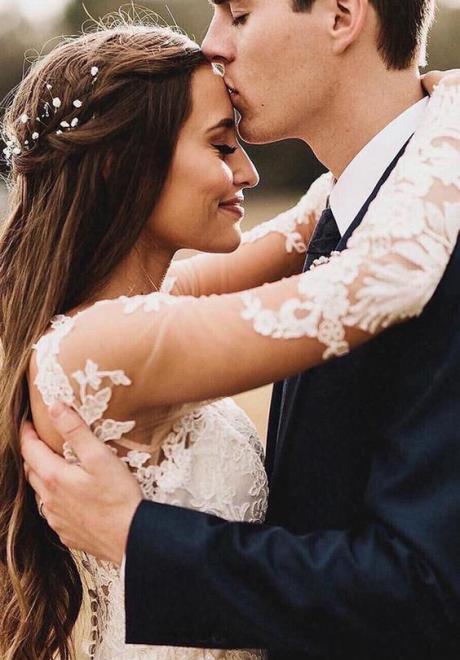 أفكار وضعيات تصوير العروسين