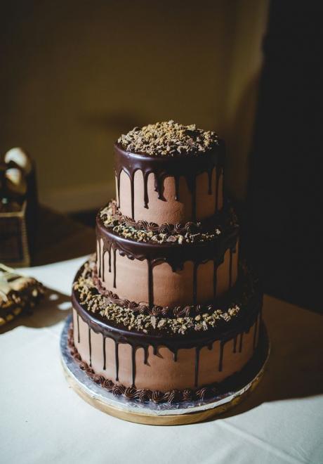 Your Chocolate Wedding