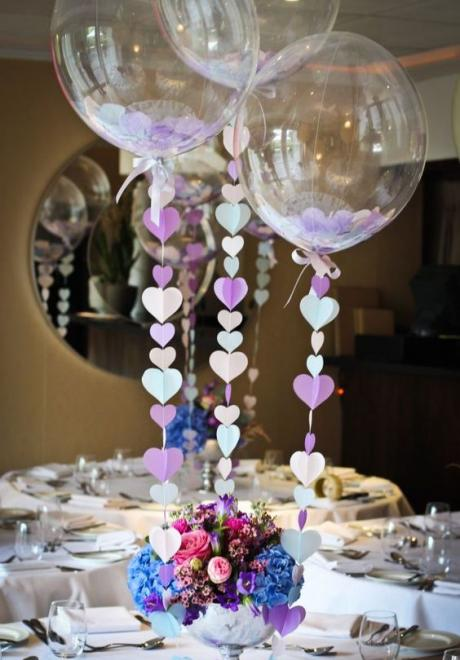 Decoration Ideas With Wedding Balloons