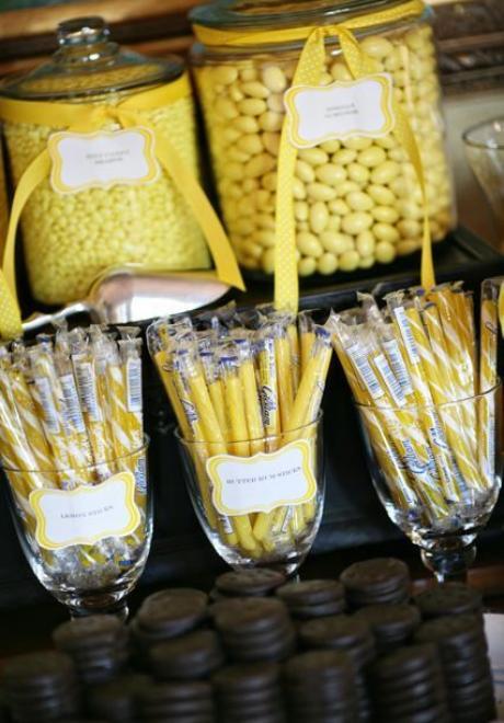 Wedding Candy Bars We Love