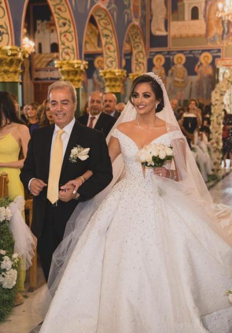 An Elegant Wedding in Amman