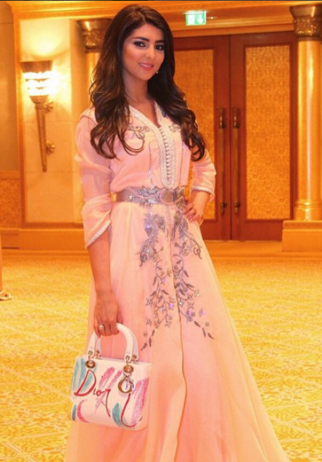 Kaftan Inspiration For Your Henna By Mariam Saeed