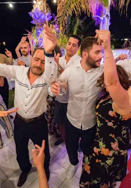 Yamen and Desiree's Destination Wedding in Cyprus