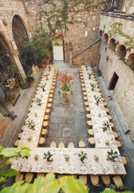 Intimate Outdoor Weddings