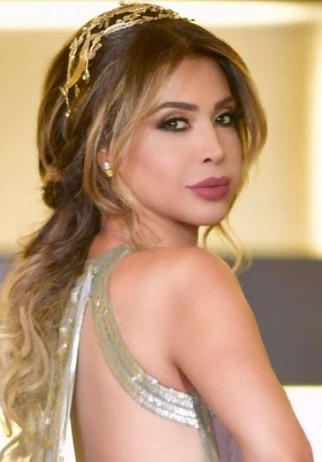 Bridal Headpiece Nawal Al Zougbi