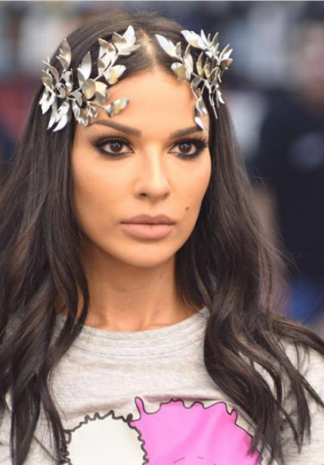 Bridal Headpiece Nadine Njeim