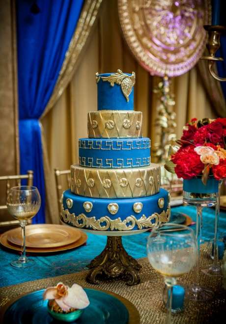 Egyptian Wedding Theme 6