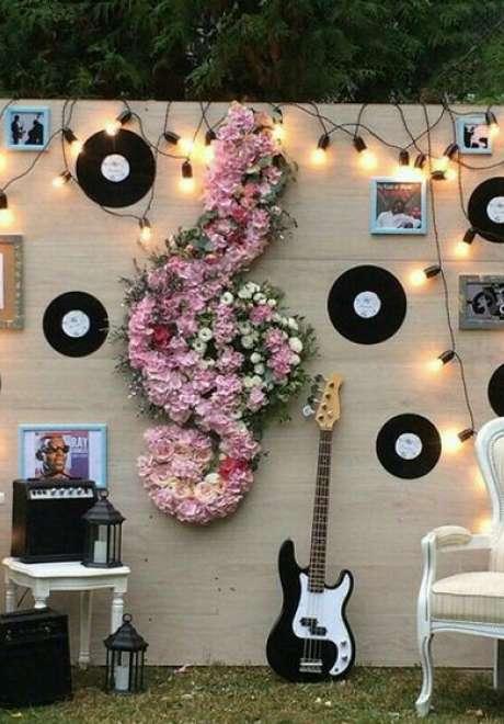 Music Wedding Theme 6