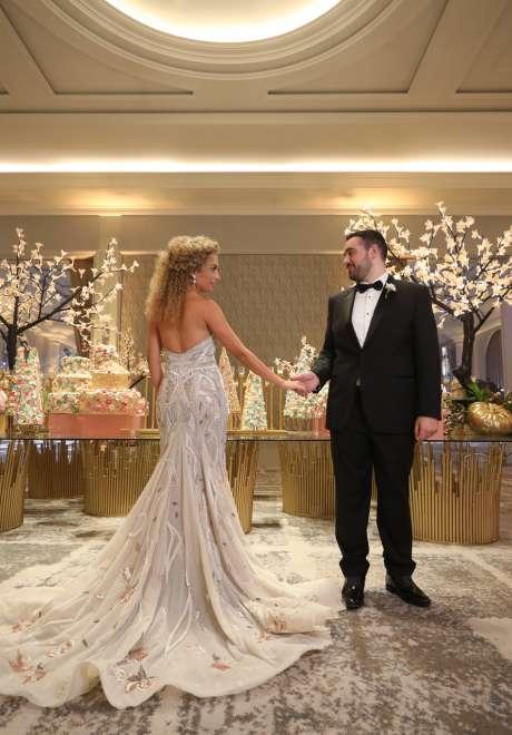 Samia and Bassel's Wedding in Lebanon 6