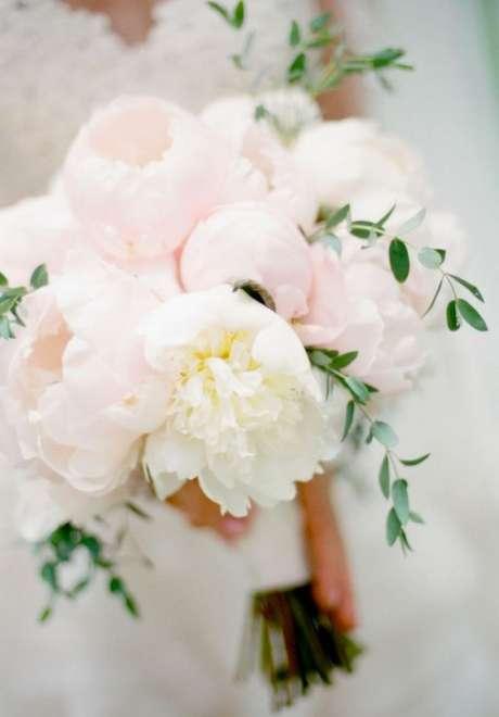 Peonies Wedding Bouquet 3