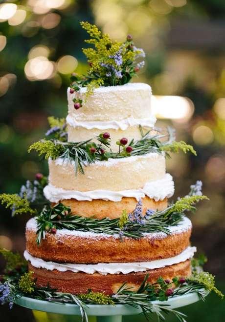 Nature Themed Wedding Ideas