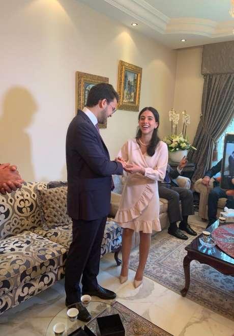 Prince Nayef Bin Asem Engagement 1