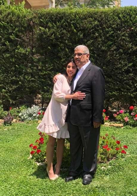 Prince Nayef Bin Asem Engagement