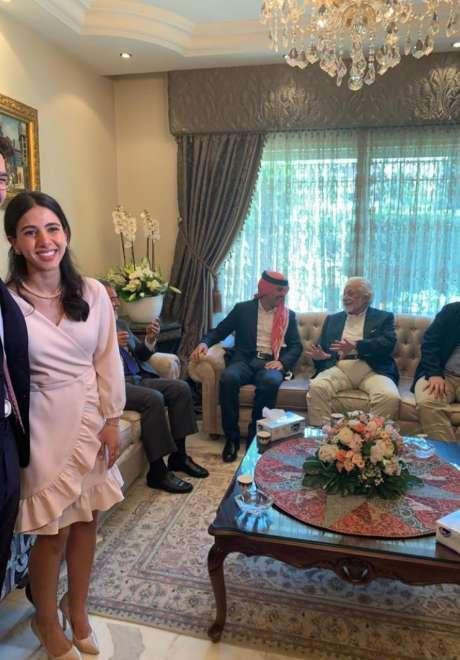 Prince Nayef Bin Asem Engagement 3
