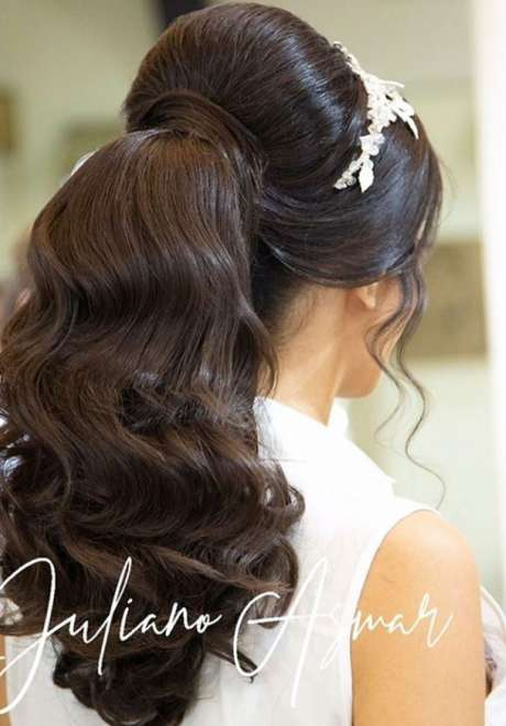 Juliano Asmar Bridal Hair 10