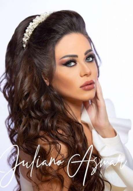 Julian Asmar Bridal Hairstyle 1