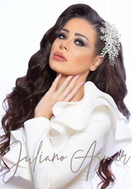 Julian Asmar Bridal Hairstyle 2