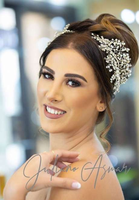 Juliano Asmar Bridal Hair 5