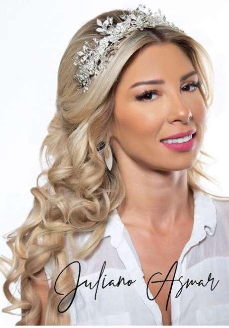 Juliano Asmar Bridal Hair 7