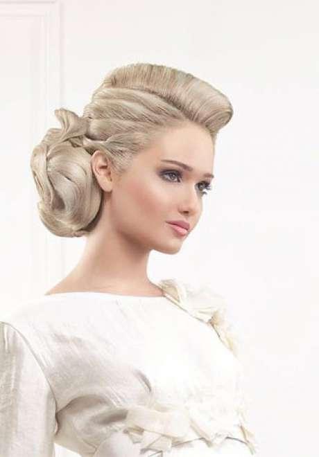 Talal Tabara Bridal Hairstyle 11