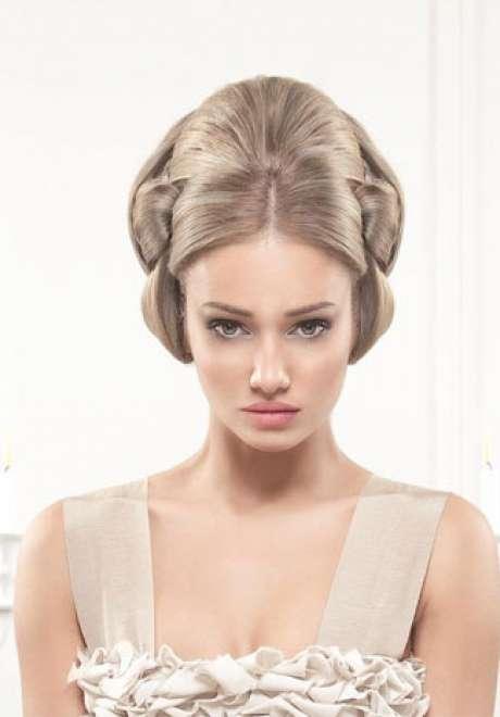 Talal Tabara Bridal Hairstyle 1