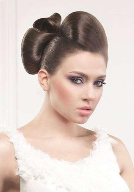 Talal Tabara Bridal Hairstyle 4