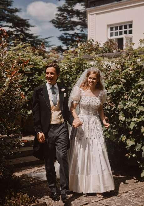 Princess Beatrice Wedding 1