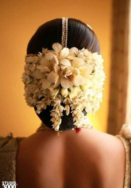 Indian Bridal Hairstyle 13