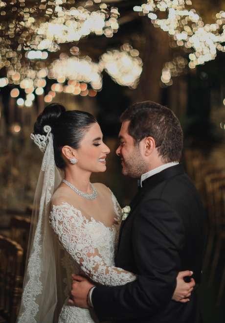 Magical Lost Wonderland Wedding in Lebanon
