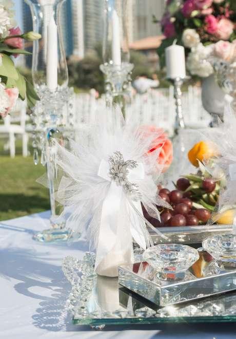 طقوس سفرة العقد في حفلات الزفاف الفارسية
